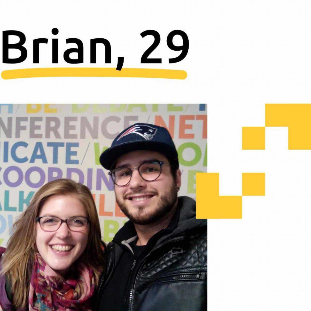 Brian, 29