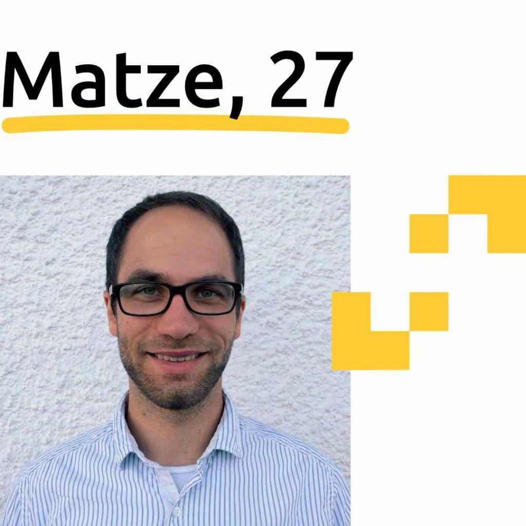 Matze, 27