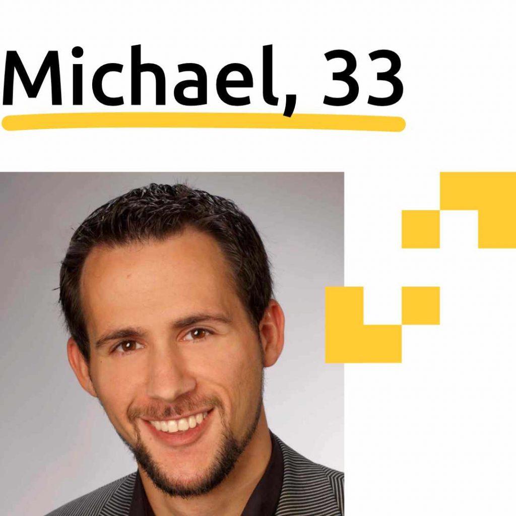 Michael, 33